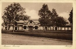 Indonesia, CELEBES SULAWESI MAKASSAR, Bioscoop, Cinema (1910s) Postcard - Indonésie