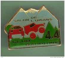 CLUB DAUPHINE 4X4 *** SALON DE L'OISANS  *** 1020 - Pin's