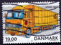 Denmark 2002   Minr.1315 VOLVO 1998  (O)   ( Lot  L 2880 ) - Usado