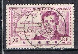 Centenaire De La Mort De L'explorateur René Caillé N°65 - Niger (1921-1944)