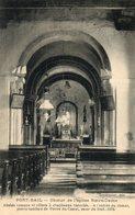 50  PORT - BAIL         Choeur De L'église Notre Dame - Andere Gemeenten