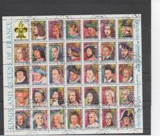 AJMAN (Arabie Du Sud Est) - Rois Et Reines De France - Histoire