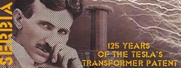 SERBIA 2016 - Nikola Tesla - Teslas`s Transformer - Booklet B- Private Issue - Serbia