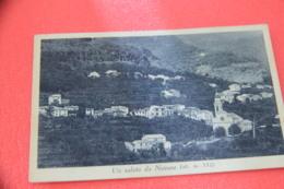 Genova Neirone 1930 + Affrancatura Isolato Non Comune Con Timbro Frazionario - Altre Città