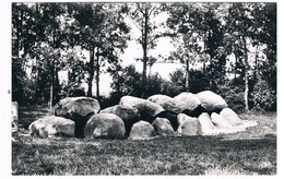 HUN-15  DIEVER  : With Hunnebed ( Dolmen , Menhirs) - Dolmen & Menhirs