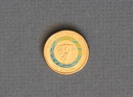 Australia 2018 KOALA $2 COMMONWEALTH GAMES Coloured Coin Blue - 2 Dollars
