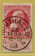 +MW-4134      *  HOUTHALEN *   OCB 74  Sterstempel     COBA   +25 - 1905 Grosse Barbe