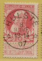 +MW-4137      *  HULSTE *   OCB 74  Sterstempel     COBA   +12 - 1905 Grosse Barbe