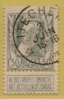 +MW-4140      *  ITTEGHEM   *   OCB 78  Sterstempel     COBA   +15 - 1905 Grosse Barbe