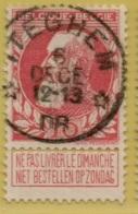 +MW-4141      *  ITTEGHEM   *   OCB 74  Sterstempel     COBA   +15 - 1905 Grosse Barbe