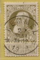 +MW-4143      *  KEMMEL  *   OCB 75  Sterstempel     COBA   +10 - 1905 Grosse Barbe