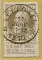 +MW-4151      *  LEEFDAEL     *   OCB 75  Sterstempel     COBA   +8 - 1905 Grosse Barbe