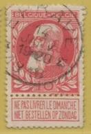 +MW-4155      *  EPRAVE     *   OCB 74  Sterstempel     COBA   +4 - 1905 Grosse Barbe
