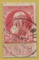 +MW-4160      *  EYNTHOUT    *   OCB 74  Sterstempel     COBA   + 30 - 1905 Grosse Barbe