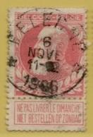 +MW-4161      *  FELENNE     *   OCB 74  Sterstempel     COBA   + 8 - 1905 Grosse Barbe