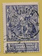 +MW-4217      *  BEN-AHIN   *   OCB 71  Sterstempel     COBA   + 30       ZELDZAAM OP DEZE UITGIFTE - 1894-1896 Expositions
