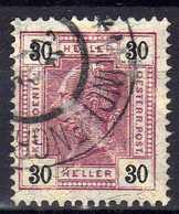 Österreich 1904 Mi 113 C, Zähnung 13 : 13 1/2, Gestempelt [170819XXVII] - Gebraucht