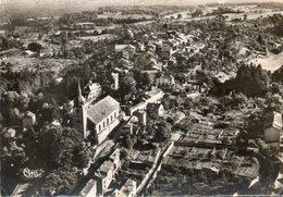 54  BACCARAT     Vue Générale Aérienne Village De DENEUVRE - Baccarat