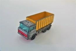 Matchbox Lesney 47C DAF TIPPER CONTAINER TRUCK - Regular Wheels, Issued 1968, Scale 1/64 - Matchbox (Lesney)