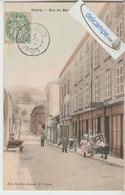 COURS : Rue De Mardore,Hotel,animée,couleur. édit Boireau. - Cours-la-Ville