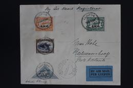 South West Africa Airmail Cover Registered Windhoek - Keetmanshoop - Südwestafrika (1923-1990)
