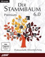 Der Stammbaum 6.0 Premium - Professionelle Ahnenforschung - CD-ROM - Sonstige