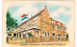 56 / ZOUTELANDE : Badhotel Restarant Willebrord - Zoutelande