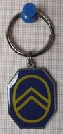 PORTE CLEFS  LOGO CITROEN - Key-rings
