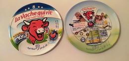 ALGERIE- ETIQUETTES DE FROMAGE LA VACHE QUI RIT- 97 ANS D'EXPERIENCE - Cheese
