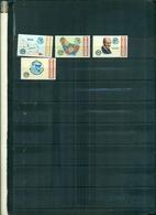 BARBADOS 75 ROTARY 4 VAL NEUFS A PARTIR DE 0.60 EUROS - Barbades (1966-...)