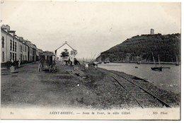 Saint Brieuc : Sous La Tour, La Ville Gillet - Saint-Brieuc