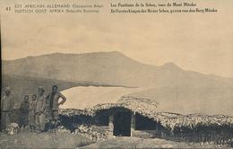 GEA RUANDA URUNDI 1918 ISSUE PPS STIBBE 11 VIEW 41 CTO - Entiers Postaux