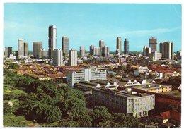 SINGAPORE AIR VIEW - Singapore