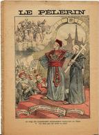 Chine Asie China  Revue Le Pélerin N° 1169 De 1899 - Kranten