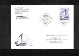 Estonia 1998 Sailing - World Junior 470 Championship FDC - Segeln
