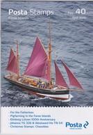 Faroe Islands - Îles Féroé - Faeröer Brochure Nr. 40 2019 - For The Fatherless - Pigfarming - Elinborg Lützen - Christma - Faeroër