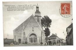 VINNEUF - L'Eglise - France