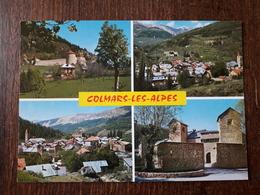L21/1227 COLMARS LES ALPES . MULTIVUES - Sonstige Gemeinden