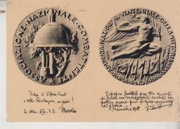 MILITARI PATRIOTTICHE ASSOCIAZIONE NAZIONALE COMBATTENTI 1938 - Patriottisch