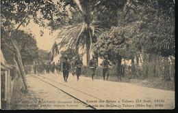 GEA RUANDA URUNDI 1918 ISSUE PPS STIBBE 12 VIEW 50 UNUSED - Entiers Postaux
