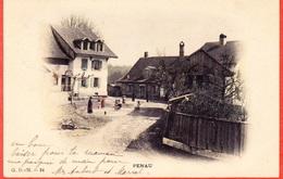 Penau (Le Mont Sur Lausanne) - VD Vaud