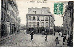 Brest : La Place Ornon - Brest