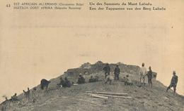 GEA RUANDA URUNDI 1918 ISSUE PPS STIBBE 12 VIEW 43 UNUSED - Entiers Postaux