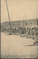GEA RUANDA URUNDI 1918 ISSUE PPS STIBBE 12 VIEW 40 UNUSED - Entiers Postaux