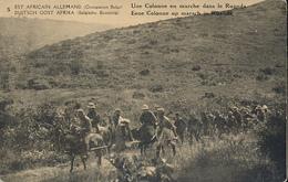 GEA RUANDA URUNDI 1918 ISSUE PPS STIBBE 12 VIEW 5 UNUSED - Entiers Postaux