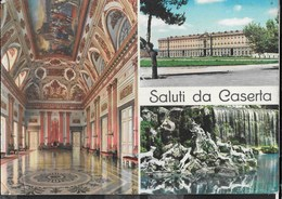 SALUTI DA CASERTA - VIAGGIATA 1962 - Saluti Da.../ Gruss Aus...