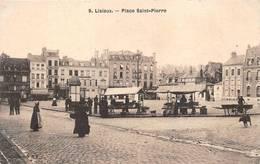 Lisieux Place Saint Pierre Marché - Lisieux