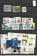 1998  MNH Finland, Year Complete According To Michel, Postfris** - Finlandia