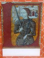 Giovanna D'Arco - Museo Historie Paris Cartolina Non Viaggiata - Santi