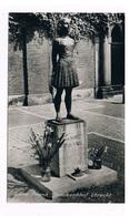 57 / UTRECHT : Anne Frank Statue On St. Janskerkhof - Femmes Célèbres